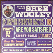 Sheb Wooley - The Very Best Of Sheb Wooley