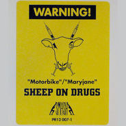 Sheep On Drugs - Motorbike / MaryJane