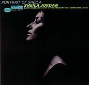 Sheila Jordan - PORTRAIT OF SHEILA