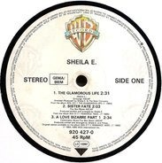 Sheila E. - Special Medley Of The Glamorous Life / Sister Fate / A Love Bizarre