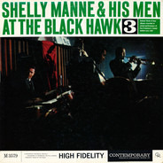 Shelly Manne & His Men - At The Black Hawk, Vol. 3