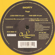 Shorty - Yoga