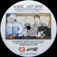 Show & AG, Showbiz & A.G. - Hot Spot / Oops