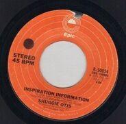 Shuggie Otis - Inspiration Information / Island Letter