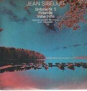 Sibelius - Sinfonie Nr. 5, Finlandia, Valse triste