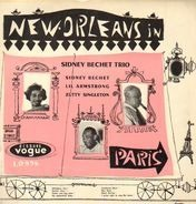 Sidney Bechet And His Trio - New Orleans In Paris
