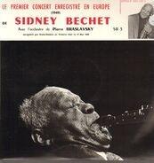 Sidney Bechet Avec Orchestre de Pierre Braslavsky - Le Premier Concert Enregistré En Europe (1949)