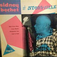Sidney Bechet - Sidney Bechet At Storyville - Vol. 2