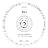 Sigha - On The Strip / Remembrance