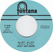 Sight And Sound - Alley, Alley