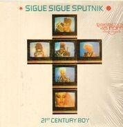 Sigue Sigue Sputnik - 21st Century Boy (Extended T.V. Mix)