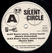 Silent Circle / Gentle - Every Move, Every Touch / Everyday Rhythm / The Rhythm Of Love