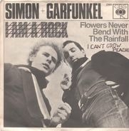 Just Us / Simon & Garfunkel - I Can't Grow Peaches / Flowers Never Bend WIth The Rainfall