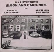 Simon and Garfunkel - My Little Town / Rag Doll / You're Kind