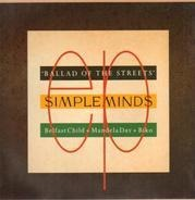 Simple Minds - Ballad Of The Streets