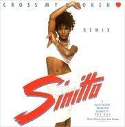 Sinitta - Cross My Broken Heart (Remix) / Toy Boy (Remix)