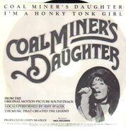 Sissy Spacek - Coal Miner's Daughter / I'm A Honky Tonk Girl