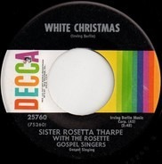 Sister Rosetta Tharpe With The Rosette Gospel Singers - Silent Night (Christmas Hymn)