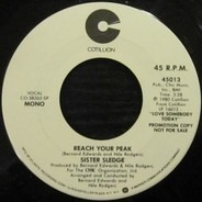 Sister Sledge - Reach Your Peak