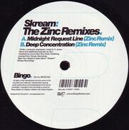 Skream - The Zinc Remixes