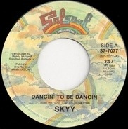 Skyy - Dancin' To Be Dancin'
