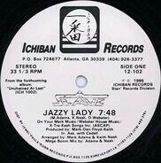 Slave - Jazzy Lady / Don't Waste My Tyme