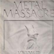Slayer, Warlord, Tyrant,.. - Metal Massacre Volume Ⅲ