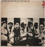 Sleepy John Estes, Yank Rachel, a. o. - American Folk Blues Festival - 2