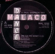 Sleeque - One For The Money (A Paul Simpson Mix)