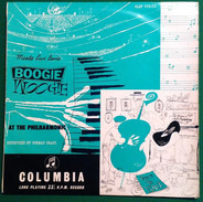 Slim Gaillard , Tiny 'Bam' Brown / Meade 'Lux' Lewis - Opera In Vout / Boogie Woogie At The Philharmonic