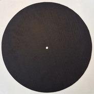 Slipmat - antistatisch, schwarz