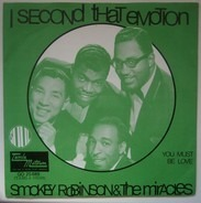 Smokey Robinson & The Miracles - I Second That Emotion