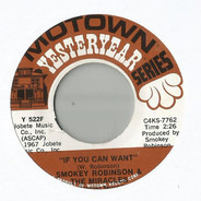 Smokey Robinson And The Miracles - If You Can Want