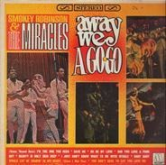 Smokey Robinson & the Miracles - Away We A Go Go