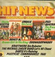 Smokie, Rosetta Stone a.o. - Hit News
