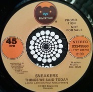 Sneakers - Things We Said Today