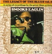 Snooks Eaglin - The Legacy Of The Blues Vol. 2.