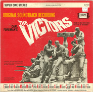 Sol Kaplan - The Victors (An Original Soundtrack Recording)