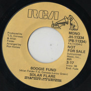 Solar Flare - Boogie Fund