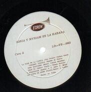 Sonia Y Myriam - En La Habana