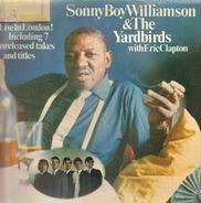 Sonny Boy Williamson & The Yardbirds - 1963 LIve In London!