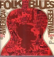Sonny Boy Williamson, Howlin' Wolf a.o. - American Folk Blues Festival 1964