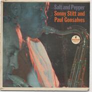 Sonny Stitt And Paul Gonsalves - Salt and Pepper