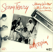 Sonny Terry with Johnny Winter , Willie Dixon and Styve Homnick - Whoopin'