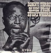 Sonny Terry - Blues From Everywhere
