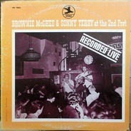 Sonny Terry & Brownie McGhee - Brownie McGhee & Sonny Terry at the 2nd Fret