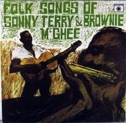 Sonny Terry & Brownie McGhee - Folk Songs Of Sonny Terry & Brownie McGhee