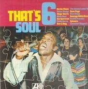 Herbie Mann / Sister Sledge / Major Harris a.o. - That's Soul 6