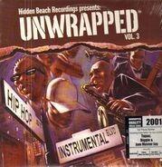 Soul Jazz Interpretations (Tupac / Jam Master Jay a.o.) - Hidden Beach Recordings Presents: Unwrapped, Vol. 3