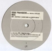 Soul Providers Feat. Michelle Shellers - Rise